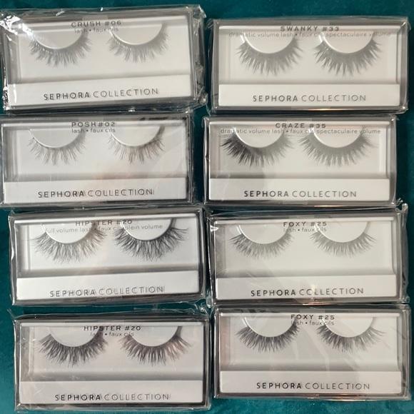 Sephora lashes